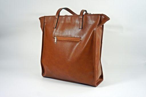 Karmelowy torebka damska