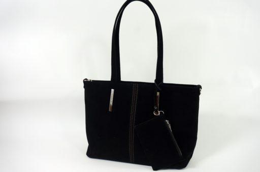 Czarna torby damska