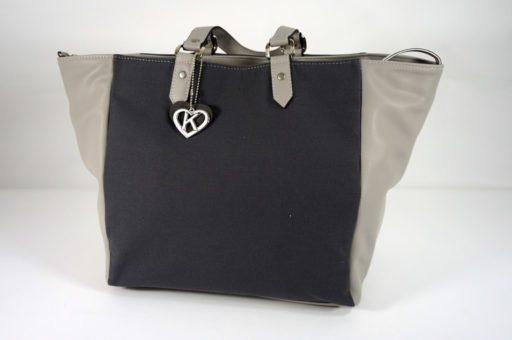 Torebki raportówka shopper bag duża