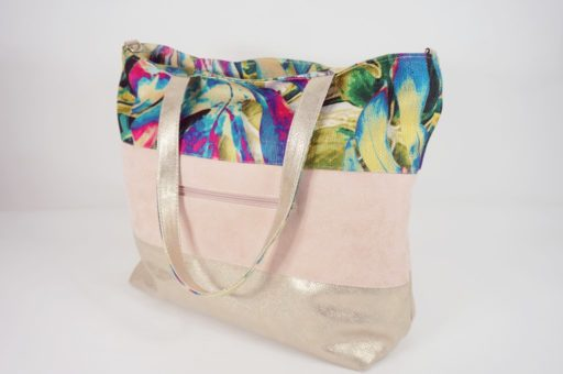Kolorowy shopper bag